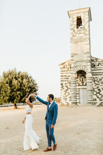 Epic Fashion Filled Wedding Weekend in Corsica | Magdalena Studios 24