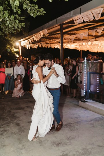 Epic Fashion Filled Wedding Weekend in Corsica | Magdalena Studios 37