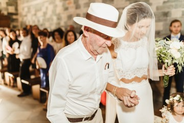 Epic Fashion Filled Wedding Weekend in Corsica | Magdalena Studios 51