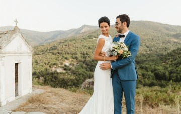 Epic Fashion Filled Wedding Weekend In Corsica