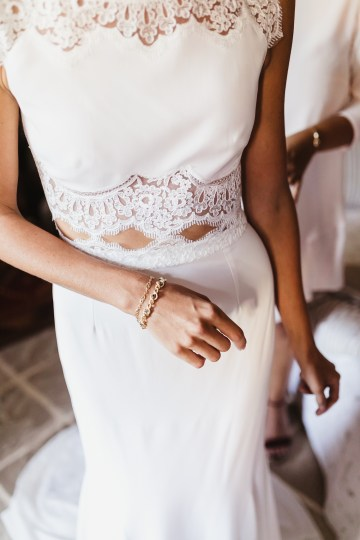 Epic Fashion Filled Wedding Weekend in Corsica | Magdalena Studios 7