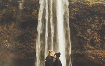 Iceland Lovers Road Trip; The Stunning Honeymoon Film