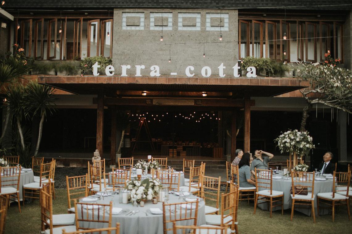 Modern & Hip Bali Wedding Featuring Sparklers & Flower Crowns | Iluminen Photography 16