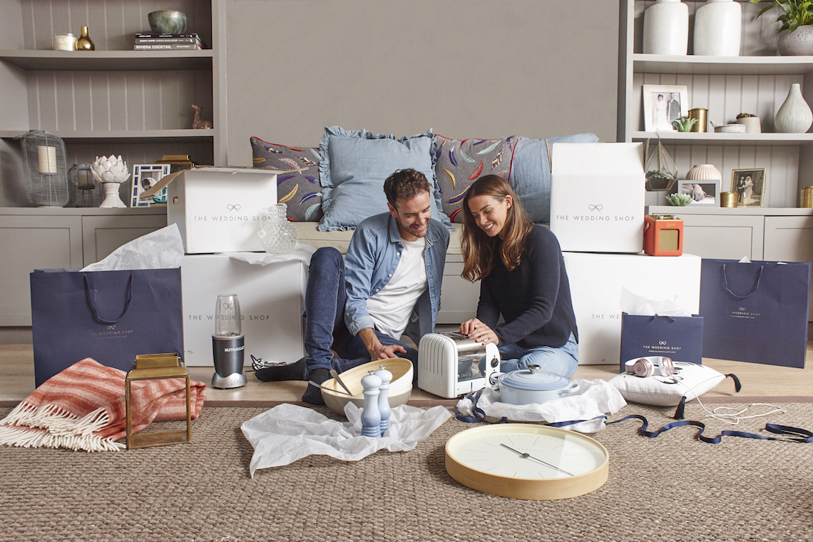 Our 2018 Gift Predictions To Include In Your Wedding Registry | The Wedding Shop