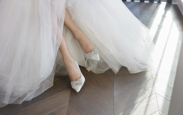The Chic (& Comfortable) New Wedding Shoe Collection From Dune London