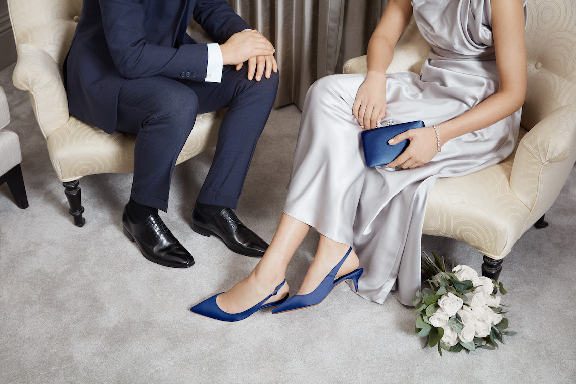 The Customizable (& Comfortable) Wedding Shoe Collection From Dune 6