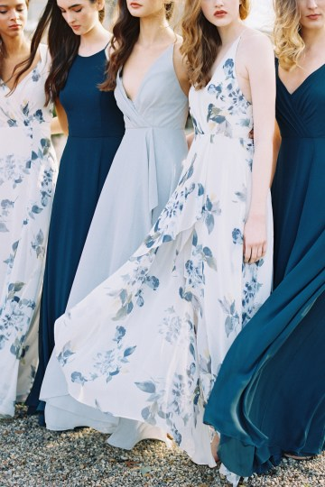 The Dazzling Jenny Yoo Dresses Your Bridesmaids Will Be Begging For | This Modern Romance 39