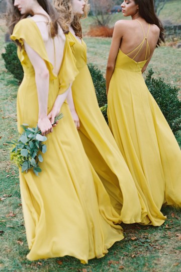 The Dazzling Jenny Yoo Dresses Your Bridesmaids Will Be Begging For | This Modern Romance 47