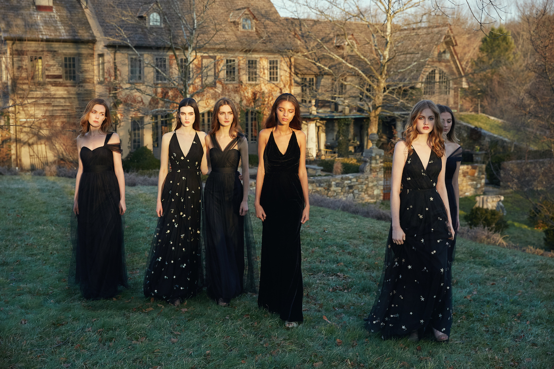 The Dazzling Jenny Yoo Dresses Your Bridesmaids Will Be Begging For | This Modern Romance 53