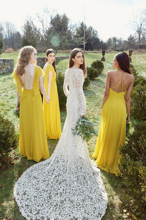 The Dazzling Jenny Yoo Dresses Your Bridesmaids Will Be Begging For | This Modern Romance 6