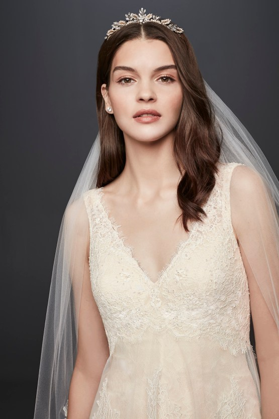 The Romantic Melissa Sweet Wedding Dress Collection From David's Bridal 14