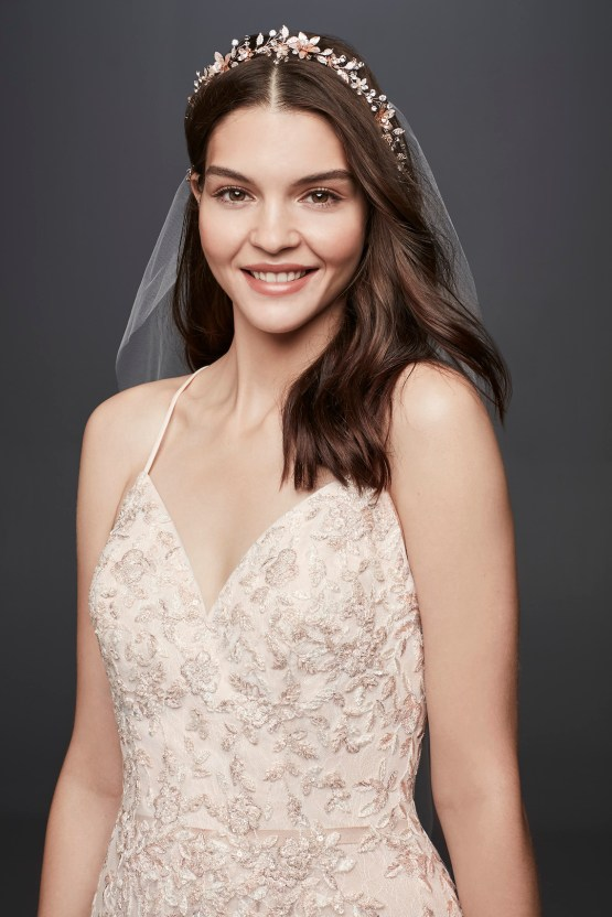 The Romantic Melissa Sweet Wedding Dress Collection From David's Bridal 2