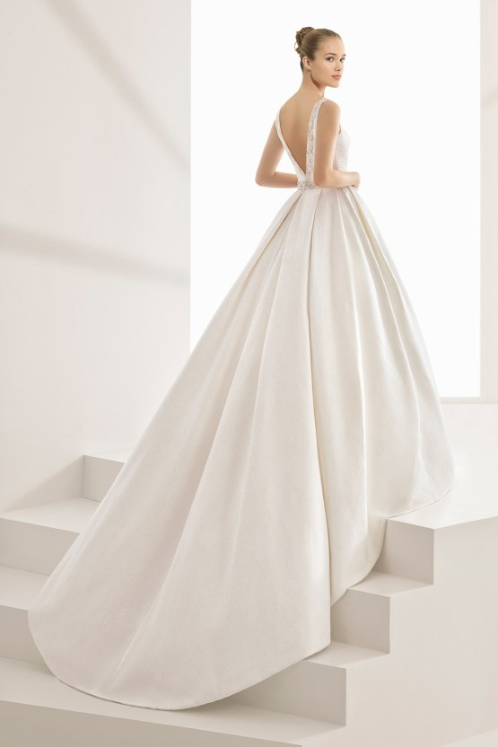 The Stunning & Sensual Rosa Clara Couture Wedding Dress Collection 1