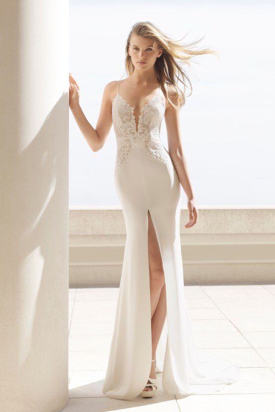 The Stunning & Sensual Rosa Clara Couture Wedding Dress Collection 12