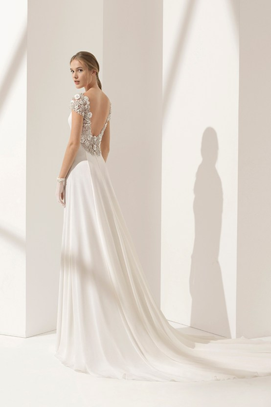 The Stunning & Sensual Rosa Clara Couture Wedding Dress Collection 7