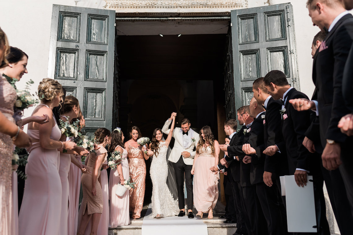 The Ultimate Dream Villa Wedding On The Amalfi Coast | Lace and Luce 15