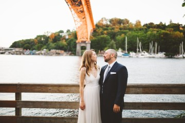 Tropical Urban Rooftop Wedding In Seattle | The Shalom Imaginative 13