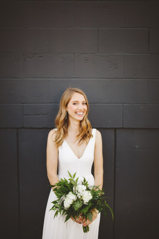 Tropical Urban Rooftop Wedding In Seattle | The Shalom Imaginative 29