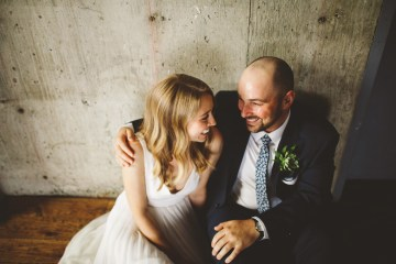 Tropical Urban Rooftop Wedding In Seattle | The Shalom Imaginative 6