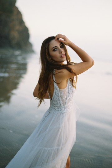 Allure Bridal's Dreamy Boho Wilderly Bride Wedding Dress Collection (And Giveaway!)   Brumwell Wells Photography   Eloise 2