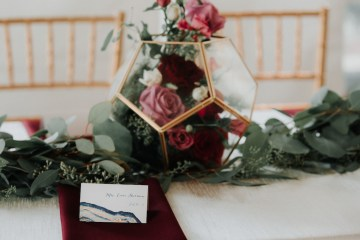 Classic Romance; A Heartfelt Wedding Filled With Red Roses | T & K Photography 30