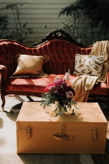 Classic Romance; A Heartfelt Wedding Filled With Red Roses | T & K Photography 46