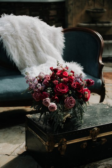 Classic Romance; A Heartfelt Wedding Filled With Red Roses | T & K Photography 68