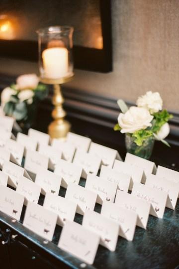 Gorgeous Chicago Ivy Room Wedding | Kristin La Voie Photography 66