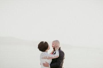 Intimate & Luxurious Cliffside Santorini Wedding   Stella and Moscha   Nikos Gogas 51