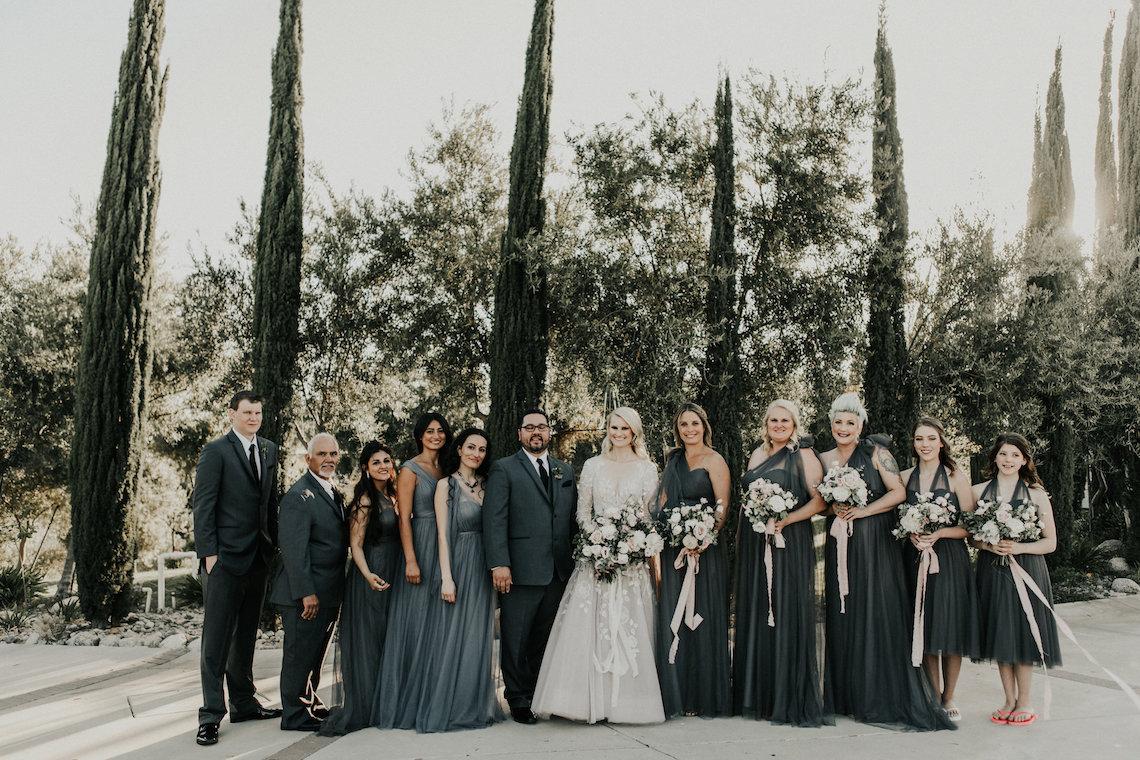 Lavish & Luxe California Winery Wedding | Amy Lynn Photography | Lyons Events 21