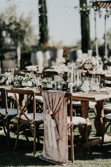 Lavish & Luxe California Winery Wedding | Amy Lynn Photography | Lyons Events 32