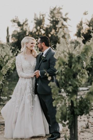 Lavish & Luxe California Winery Wedding | Amy Lynn Photography | Lyons Events 43