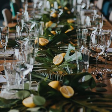 Modern Industrial London Wedding Inspiration With Succulents   Remain in the Light Photography 45
