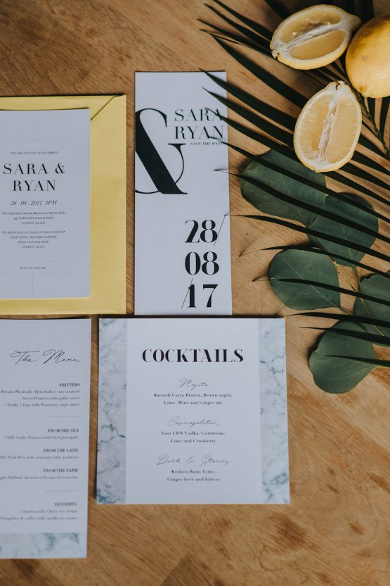 Modern Industrial London Wedding Inspiration With Succulents   Remain in the Light Photography 9