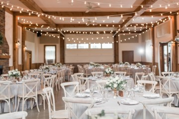 Pretty Pink DIY Barn Wedding With Loads Of Calligraphy Ideas | Audrey Rose Photography 8