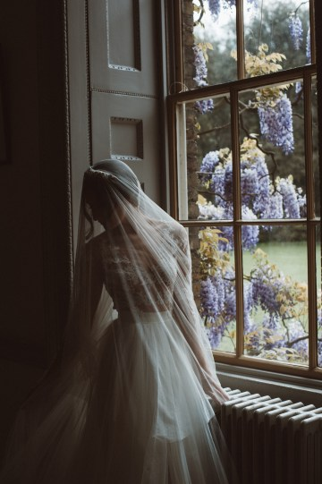 Romantic Wisteria Wedding Inspiration At Fulham Palace | Kitty Wheeler Shaw Photography 10