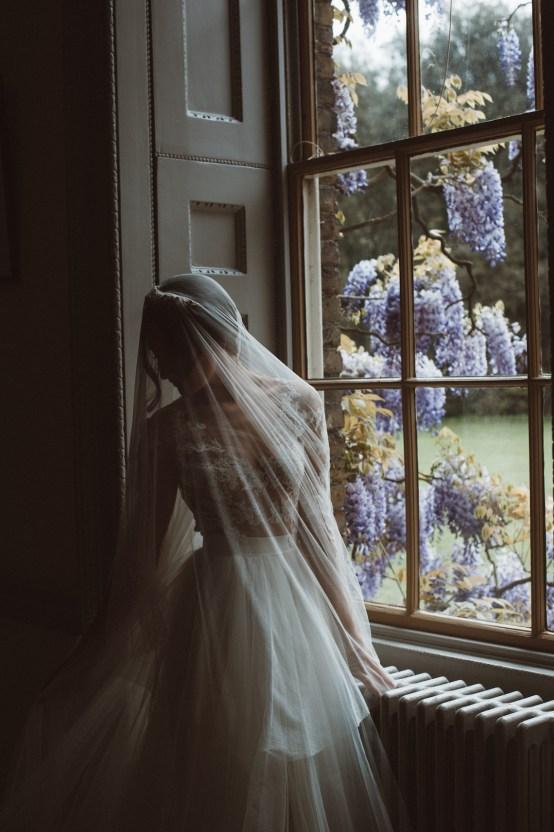 Romantic Wisteria Wedding Inspiration At Fulham Palace | Kitty Wheeler Shaw Photography 10