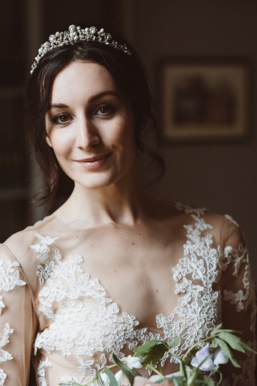 Romantic Wisteria Wedding Inspiration At Fulham Palace | Kitty Wheeler Shaw Photography 14