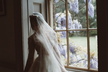 Romantic Wisteria Wedding Inspiration At Fulham Palace | Kitty Wheeler Shaw Photography 37