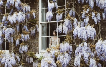 Romantic Wisteria Wedding Inspiration At Fulham Palace