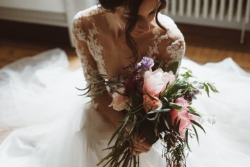 Romantic Wisteria Wedding Inspiration At Fulham Palace | Kitty Wheeler Shaw Photography 42