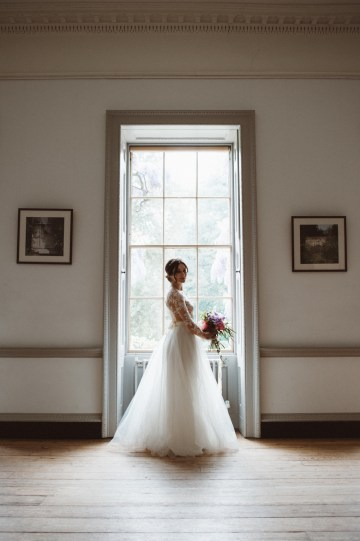 Romantic Wisteria Wedding Inspiration At Fulham Palace | Kitty Wheeler Shaw Photography 5