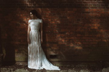 Romantic Wisteria Wedding Inspiration At Fulham Palace | Kitty Wheeler Shaw Photography 55