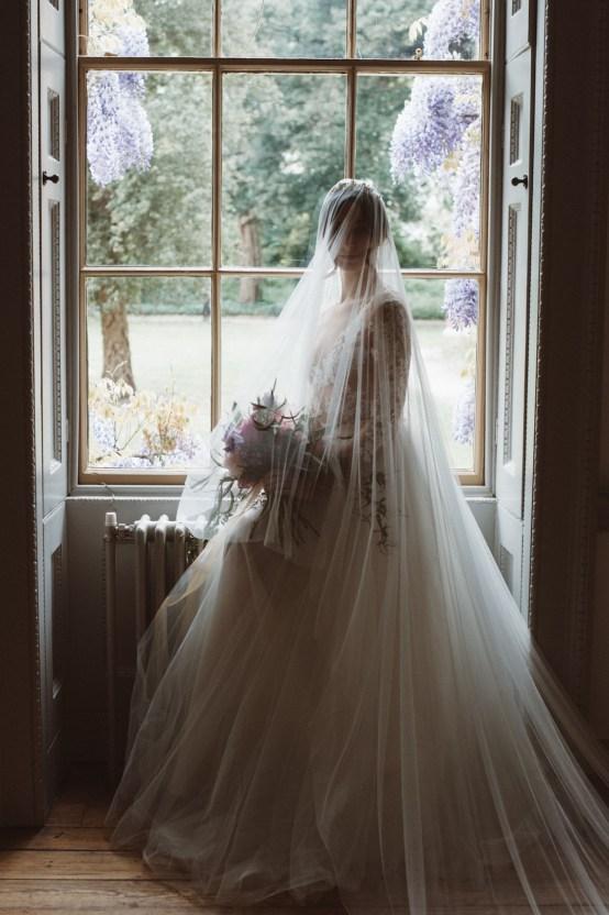 Romantic Wisteria Wedding Inspiration At Fulham Palace | Kitty Wheeler Shaw Photography 7