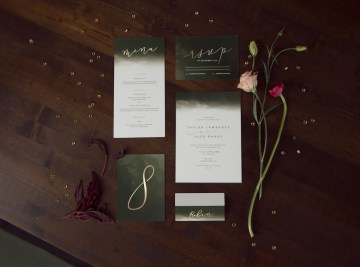 Rose Gold; Romantic Wedding Ideas With Stunning Headpieces | Flavelle & Co 31