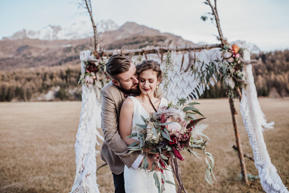 Southwestern Boho Wedding Inspiration In The Swiss Alps | Jaypeg Photogaphy 25