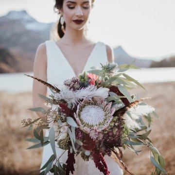 Southwestern Boho Wedding Inspiration In The Swiss Alps | Jaypeg Photogaphy 8