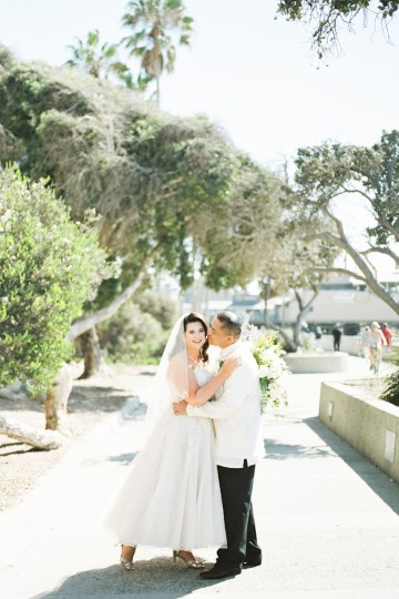 Sparkling Pink & Gold California Wedding | Haley Richter Photography 41