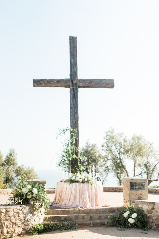 Sparkling Pink & Gold California Wedding | Haley Richter Photography 72