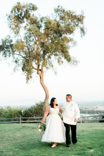 Sparkling Pink & Gold California Wedding | Haley Richter Photography 87